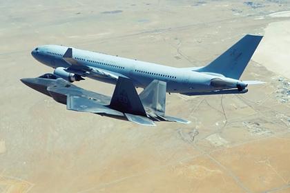 Lockheed Martin представила новый воздушный заправщик LMXT