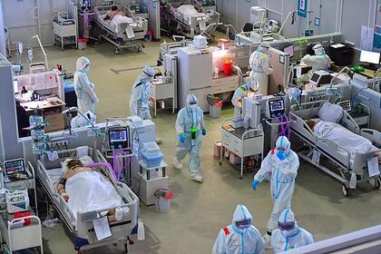 Предсказан уровень заболеваемости COVID-19 в России осенью