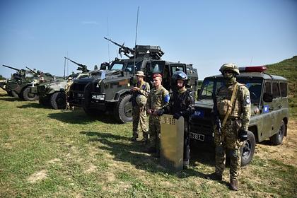 Украина подготовилась к учениям с НАТО и усилила систему ПВО