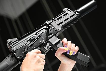 Новый пистолет-пулемет «КЕДР-PARA» разработали для российских силовиков