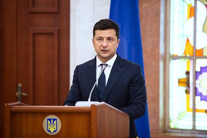 На Украине заявили о расплате за слова Зеленского о «грязном газе»