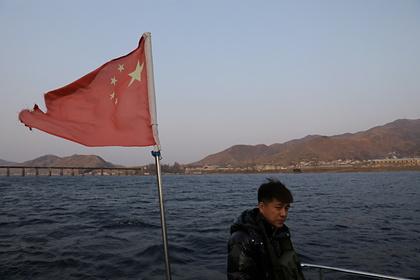 Восемь человек погибли при крушении пассажирского судна в Китае