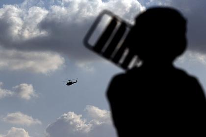 Два вертолета армии Хафтара столкнулись на учениях