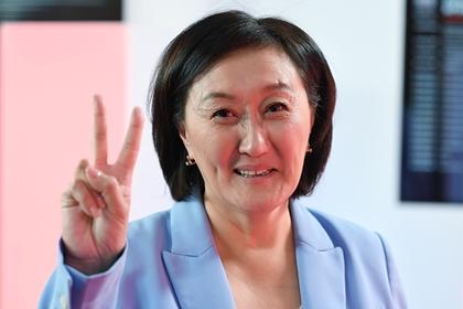 Сардана Авксентьева оценила результаты партии «Новые люди» на выборах