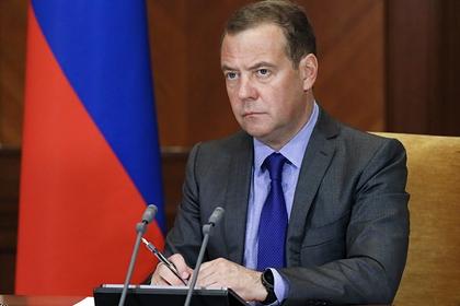 Раскрыты подробности о болезни Дмитрия Медведева
