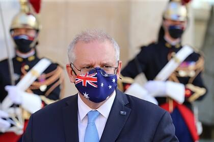 Премьер Австралии заявил об отвечающем национальным интересам разрыве с Францией