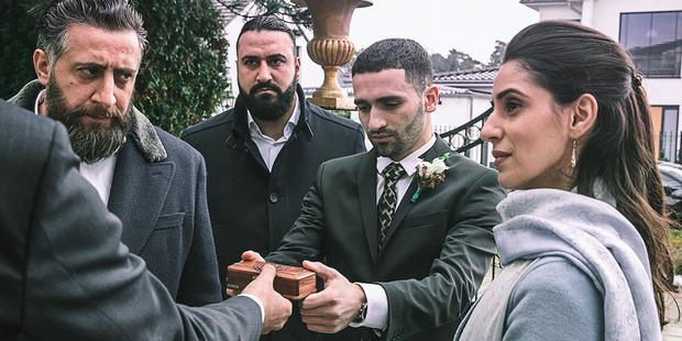 Немецкий криминальный сериал «4 квартала» о ливанской мафии в Берлине
