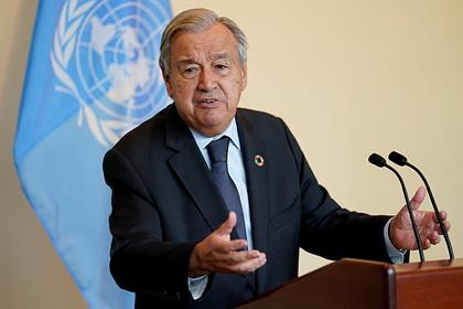 В ООН предупредили о последствиях потепления климата