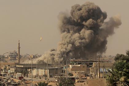 Американские военные нанесли удар по одному из лидеров террористов в Сирии