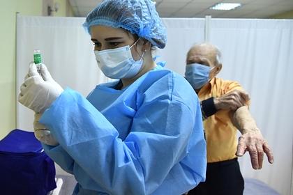 Минздрав Украины допустил введение обязательной вакцинации
