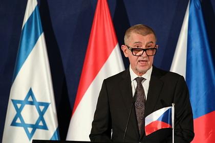 Премьера Чехии в очередной раз предложили привлечь к уголовной ответственности