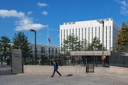 Посольство России потребовало от США объяснений насчет кибератак на ЦИК