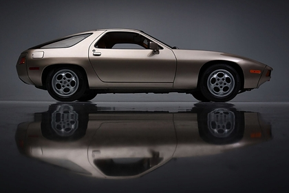 Культовый Porsche Тома Круза продали по самой высокой цене в истории