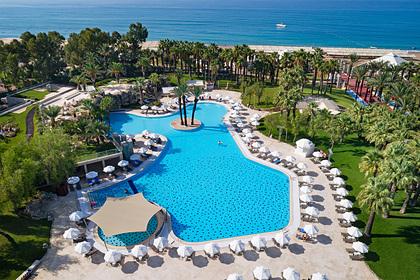 Назван лучший отель Турции по системе «все включено»