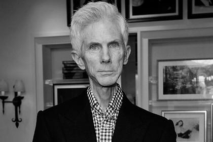 Муж дизайнера Тома Форда умер в возрасте 72 лет