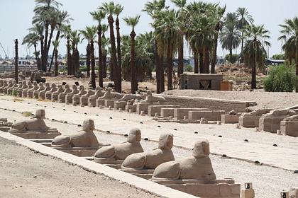 Египет вновь откроет для туристов две достопримечательности