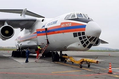 Спецборт МЧС с пострадавшими при стрельбе в пермском вузе вылетел в Москву