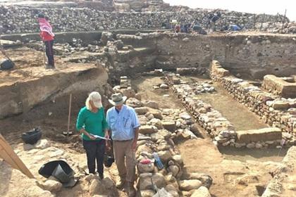 Гибель библейского города Содома связали с падением метеорита