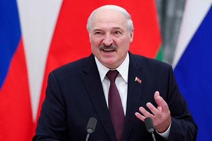 Лукашенко назвал необходимое для развития страны число детей в семьях