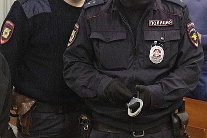 В Амурской области задержали сотрудников МВД