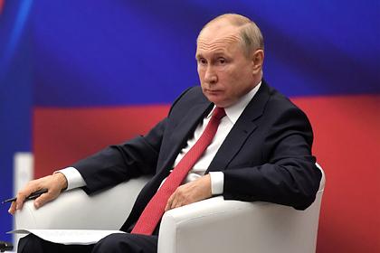 Стало известно о возможной реакции Путина на резкое высказывание Байдена