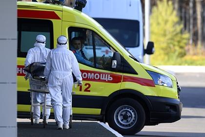 В России впервые с 26 августа умерли более 800 пациентов с COVID-19