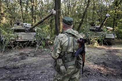 СБУ сообщила о задержании танкиста из ДНР