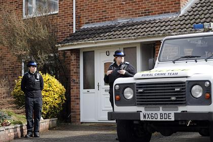 Британская полиция обвинила генерала ГРУ в отравлении Скрипалей