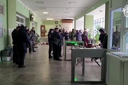 Следователи проверят читавшего лекцию во время атаки пермского вуза профессора