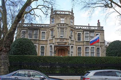 Посольство России назвало смехотворными доказательства в деле Скрипалей