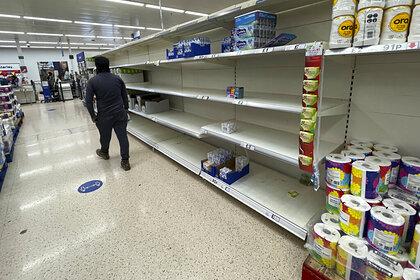 Британия нашла выход из продовольственного кризиса