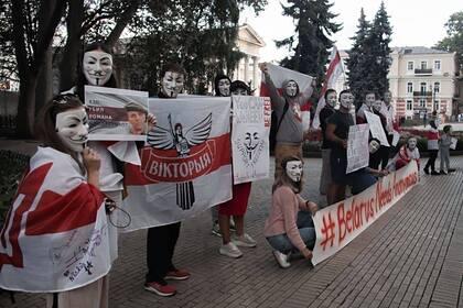 Белорусы попросили хакеров помочь в расследовании гибели протестующего