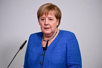 Меркель рассказала о своих планах после сложения полномочий