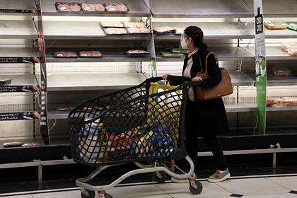Рост цен на газ оставит Европу без еды
