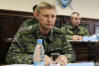 Рустам Габдулин
