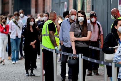 Жизнь непривитых от коронавируса немцев усложнится
