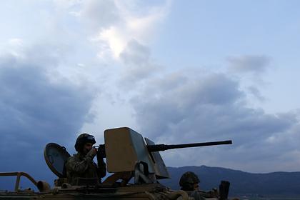 Турция направит больше войск в Сирию перед встречей Эрдогана с Путиным