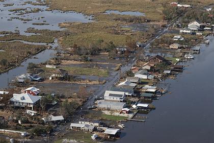 Ураган поставил под угрозу сельское хозяйство в США