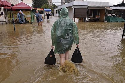 Названы самые дождливые города России