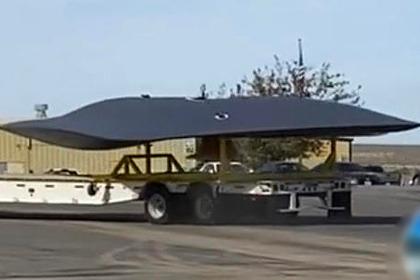 Загадочный самолет неизвестной модели заметили в США