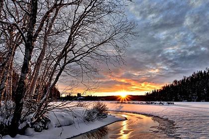 Россиянам предсказали контрастную зиму из морозов и оттепели