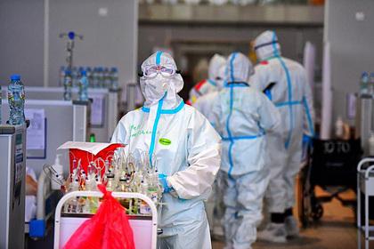 В России выявили больше 21 тысячи новых случаев коронавируса впервые с августа