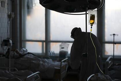В России повторился рекорд по смертям пациентов с COVID-19