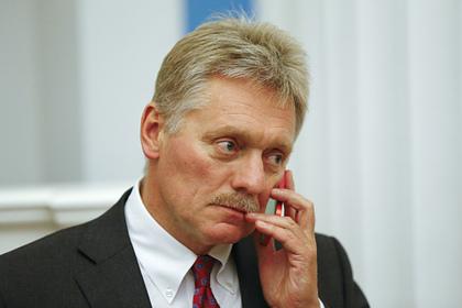 В Кремле ответили на вопрос о новом локдауне в России из-за COVID-19