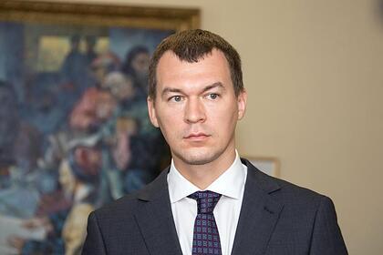 Дегтярев дал поручение после крушения Ан-26 под Хабаровском