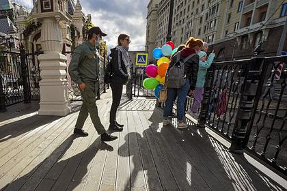 Синоптик назвала сроки наступления потепления в Москве