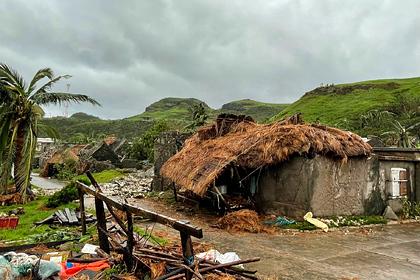Более 30 миллионов человек лишились дома из-за климатических изменений