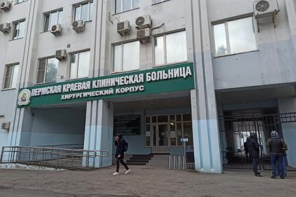 В Минздраве рассказали о состоянии пострадавших при стрельбе в Перми
