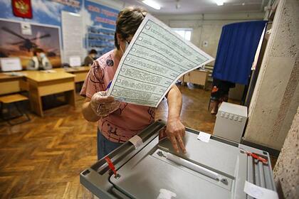 ЦИК направил в СК и Генпрокуратуру дела по нарушениям на выборах в Петербурге