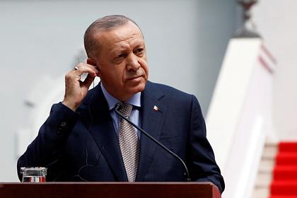Эрдоган рассказал о своих ожиданиях от встречи с Путиным
